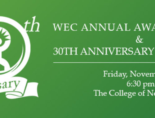WEC Annual Awards Dinner & 30th Anniversary Celebration